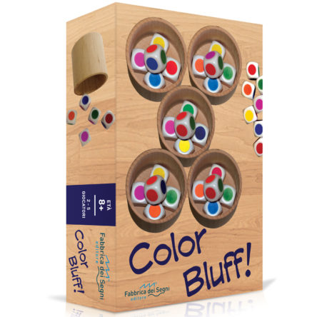COLOR BLUFF!